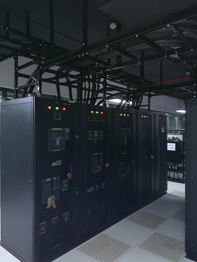 数据中心IDC机房UPS及空调主干电缆项目